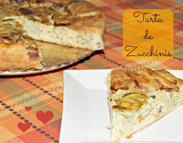 Receta tarta casera de zucchinis for Comida rapida y calentita