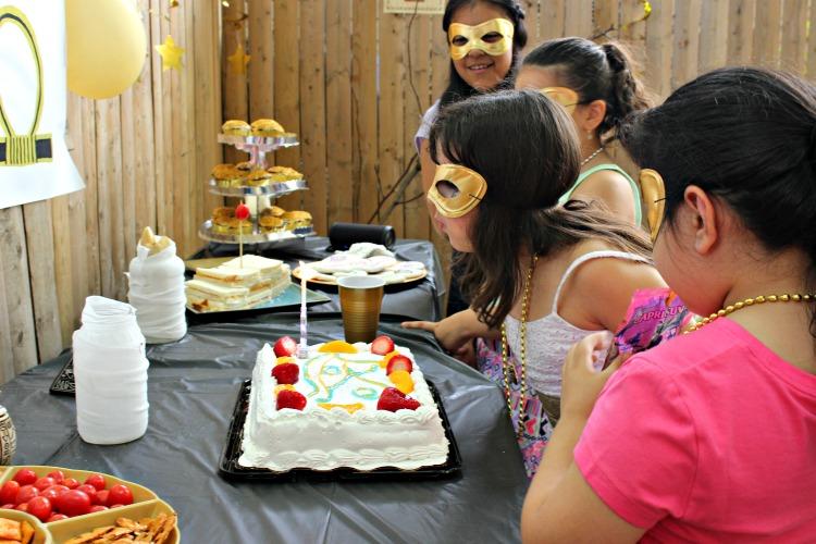 fiesta egipcia, cumpleaños, egipto